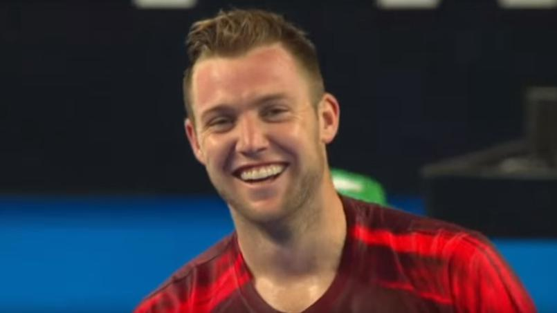 Tennis, fair play di Jack Sock