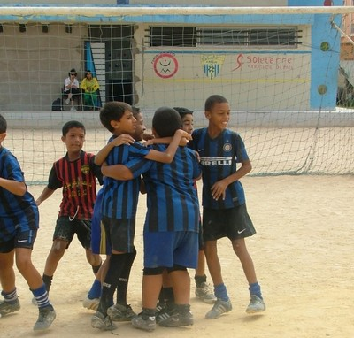 Inter Campus in Marocco