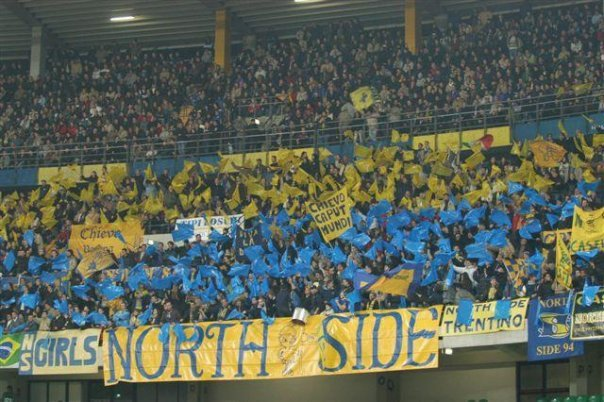curva north