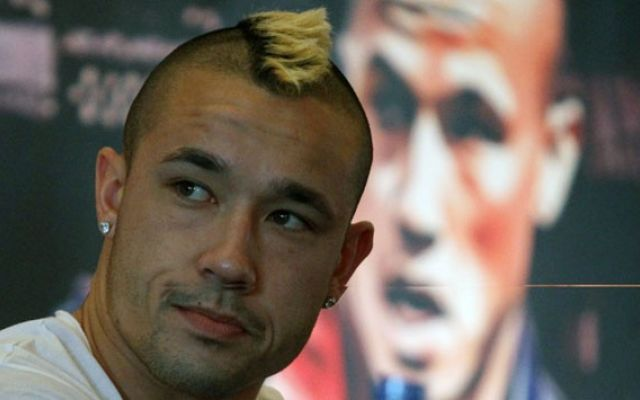 Nainggolan spaccone